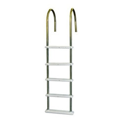 Blue Wave In-Pool Stainless Steel Ladder