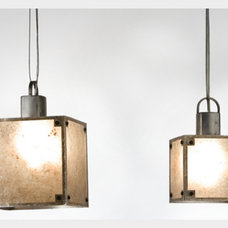 Modern Pendant Lighting by Marsia Holzer Studio