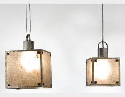 Modern Pendant Lighting by Marsia Holzer Studio