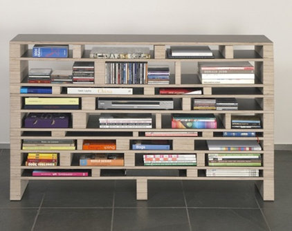 Modern Storage Cabinets by Suite New York