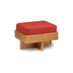 """Frank Lloyd Wright® Furniture by Copeland - authorized editions - Dimensions: 18 1/2"""" x 22 1/2"""" x 15"""" H Solid hardwood"""