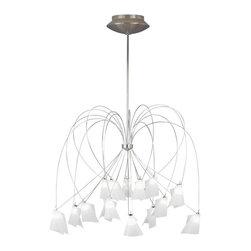 Tech Lighting - Rhapsody Chandelier - Rhapsody Chandelier