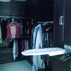 Modern Closet by K Weiss Construction