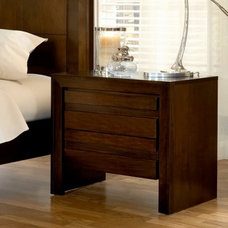 modern nightstands and bedside tables by Hayneedle
