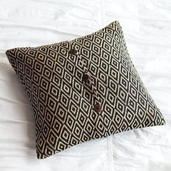 eclectic pillows by West Elm