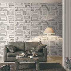 contemporary wallpaper by Porto Design