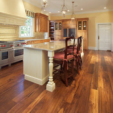 Traditional Hardwood Flooring by Longwood Antique Woods LLC