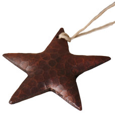 Rustic Christmas Ornaments by Native Trails