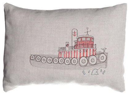Eclectic Decorative Pillows by Coral & Tusk