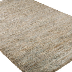 Uttermost - Mounia 8 X 10 Rug - Rust Blue - Brown And Rust Blue