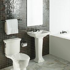 Traditional Bathroom by ANN SACKS
