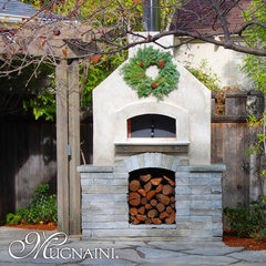 traditional patio pizza oven!