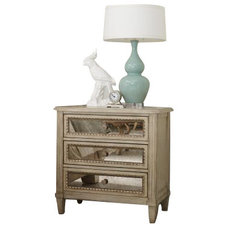 Transitional Nightstands And Bedside Tables by Benjamin Rugs and Furniture