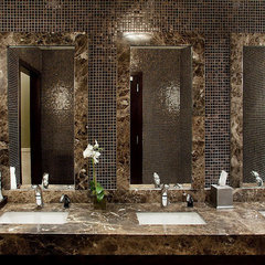 modern bathroom countertops by CUMAR Marble and Granite