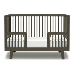 Oeuf Sparrow Toddler Bed Conversion Kit - The Oeuf Sparrow Crib Conversion Kit is a great way to convert it into a stylish toddler bed. The toddler bed reinforces a child's sense of independence by allowing them to climb in and out on their own.The cozy size, low mattress and side rails give your tot a sense of security and prevent night-time falls.