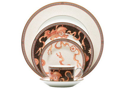 asian dinnerware by WWRD US