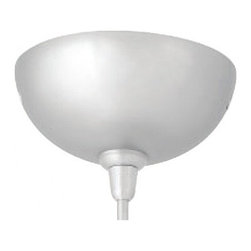 "LBL Lighting - LBL Lighting 4"" Round Dome Canopy - Products description: The 4"" Round Dome Canopy from LBL Lighting is designed by LBL Lighting and made in the USA. The 4"" Round Dome Canopy is includes a 12 Volt 60 Watt electronic transformer. This product is available in bronze, polished chrome or satin nickel finish and is compatible with all LBL Lighting Low Voltage Pendants.   Products description: The 4"" Round Dome Canopy from LBL Lighting is designed by LBL Lighting and made in the USA. The 4"" Round Dome Canopy is includes a 12 Volt 60 Watt electronic transformer. This product is available in bronze, polished chrome or satin nickel finish and is compatible with all LBL Lighting Low Voltage Pendants.                                      Manufacturer:                                      LBL Lighting                                                     Designer:                                      LBL Lighting                                                     Made  in:                                     USA                                                     Dimensions:                                      Height: 1.7"" (4.3cm) X Width: 4.4"" (11.2cm)                                                     Transformer:                                      12 Volt 60 Watt electronic                                                     Material                                      Metal"