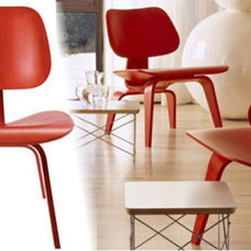 Scavenger: Red Eames Plywood Chair for $500 San Francisco | Apartment Therapy