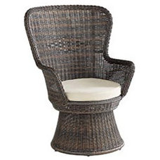 Eclectic Outdoor Chairs by Pier 1 Imports