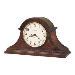 Howard Miller - Howard Miller Dual Chime Kieninger Movement Mantel Clock | FLEETWOOD - 630122 FLEETWOOD