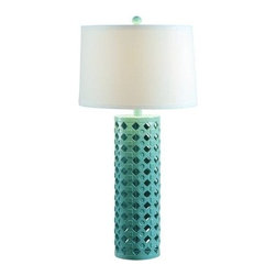 Kenroy Home - Kenroy Home 32272 Marrakesh 1 Light Table Lamp - Features: