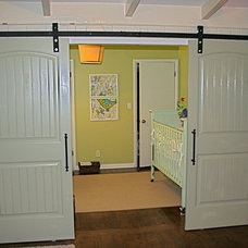 Interior Doors by North Star Carpentry