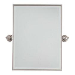 Minka Lavery - Minka Lavery 1440-84 Rectangle Mirror - Beveled - Minka Lavery 1440-84 Rectangle Mirror - Beveled