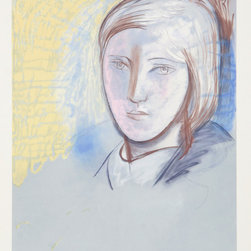 Pablo Picasso, Portrait of Marie Therese Walter, 29-1, Lithograph - Artist:  Pablo Picasso, After, Spanish (1881 - 1973)