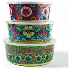 Eclectic Food Containers And Storage by Cost Plus World Market