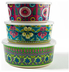 eclectic food containers and storage by World Market