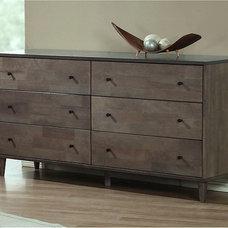Contemporary Dressers by Overstock.com