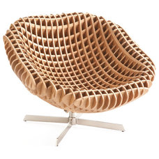 Contemporary Living Room Chairs by Wisteria