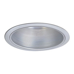 "Nora Lighting - Nora NT-5010 5"" Baffle Trim with Ring, Nt-5010n - 5"" Baffle Trim with Ring"