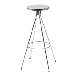 Caroline-C Swivel Counter Stool (Set Of 2) (Set of 2)