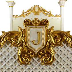 Fabulous and Baroque Beds - The Grand Venetian Bed by Fabulous and Baroque - King