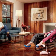Modern Living Room by Blu Dot