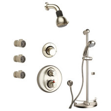 Traditional Showerheads And Body Sprays by PlumbingDepot.com