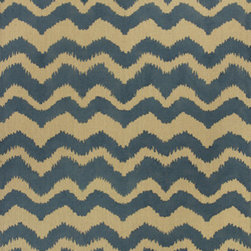 """KAS - KAS Natura 2250 Chevron (Blue) 6'6"""" x 9'6"""" Rug - This Hand Woven rug would make a great addition to any room in the house. The plush feel and durability of this rug will make it a must for your home. Free Shipping - Quick Delivery - Satisfaction Guaranteed"""