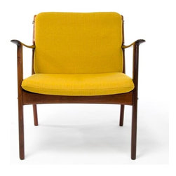 Danish Modern Lounges - SOLD *ask us to find another: info@danishteakclassics.com