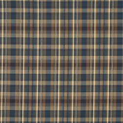P7684-Sample - Textured timeless plaids and stripes are excellent for all indoor upholstery.