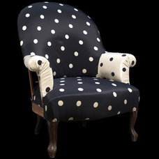 Traditional Living Room Chairs by obsoleteinc.com