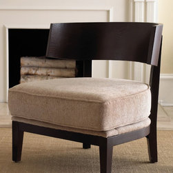 Capri Chair - With beautifully designed details that are both illustrious and comfortable, the clean design will compliment any decor. Take pleasure in upscale affordable styling with seating that is remarkably comfortable.