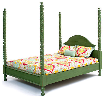 Contemporary Beds by Woodland Creek Furniture & Gallery