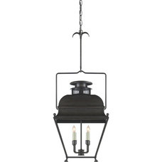 Traditional Outdoor Hanging Lights by Visual Comfort Lighting Store