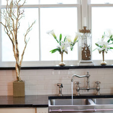 Kitchen Sinks by Emerald Hill Interiors