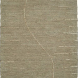 Dynamic Rugs - Dynamic Rugs Soho 99102-902 (Grey) 8' x 11' Rug - This Hand Tufted rug would make a great addition to any room in the house. The plush feel and durability of this rug will make it a must for your home. Free Shipping - Quick Delivery - Satisfaction Guaranteed