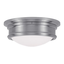 Livex Lighting - Livex Lighting 7342-91 Ceiling Light/Flush Mount Light - Livex Lighting 7342-91 Ceiling Light/Flush Mount Light