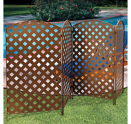 Contemporary Home Fencing And Gates by Improvements Catalog