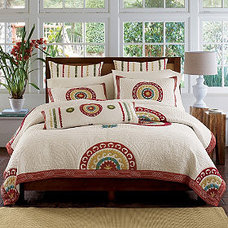 Mediterranean Quilts And Quilt Sets by The Company Store