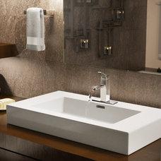 Modern Bathroom Faucets by Moen